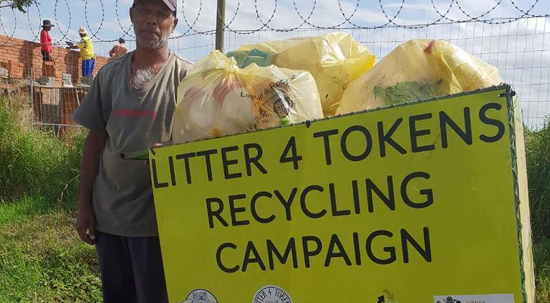 Recycling to collect | Litter4tokens